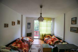 Възрастни хора почиват в стаята в София хосписпис