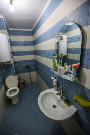 Баня и тоалетна в София Хоспис